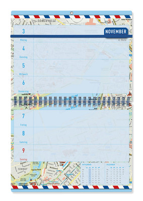 UP TO DATE: City Maps 2014
