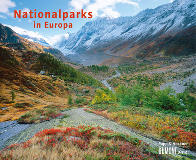 Nationalparks in Europa 2014