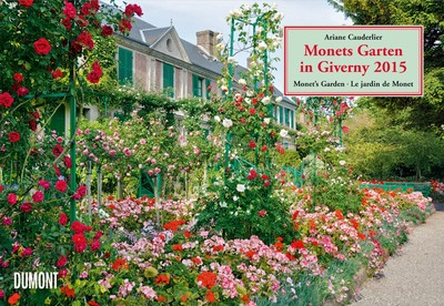 Monets Garten in Giverny 2015