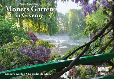 Monets Garten in Giverny 2016