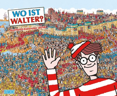 Wo ist Walter? 2016