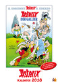 Asterix Coverkalender 2018