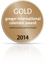 gregor international calendar award 2014